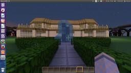 Big Mansion Minecraft Map & Project