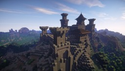 "Download Castle ""Matt's Fort / Die Mattisburg"" Minecraft Map & Project"