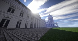 The Greenwich University [Realistic reproduction] Minecraft
