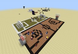 My Armor Stand Arts Minecraft Map & Project
