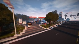 Petro Canada | F-405 | Esterlon Minecraft Map & Project