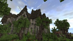 Tarsington Keep #WeAreConquest Minecraft Map & Project