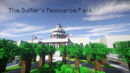 The Suiter's Resource Pack Minecraft Texture Pack
