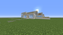 Holiday villa Minecraft Map & Project