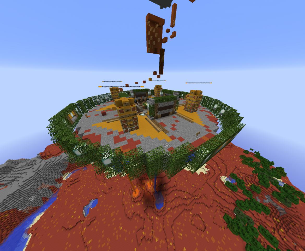Disaster Craft Beta Minecraft Server