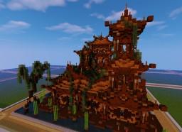 Asian Fantasy :Numa Minecraft Map & Project