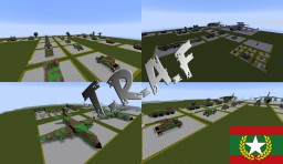 TRAF Museum Minecraft Map & Project