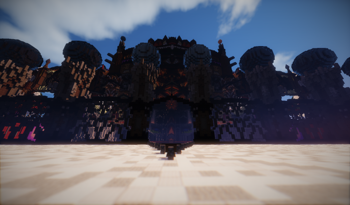 Front view w Shaders