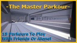 -The Quest For The Master Parkour Key- Minecraft Map & Project