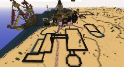 Nabo'e, a small port town Minecraft Map & Project