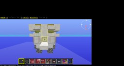 Spider Gatling Gun Minecraft Map & Project