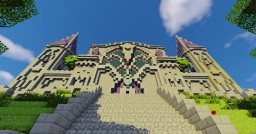 Traxon | Minecraft Temple Minecraft Project