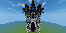 The temple of bewitched snows Minecraft Map & Project