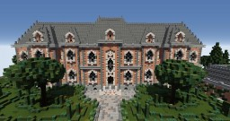 Traditional Estate Minecraft