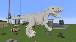Jurassic Park/World Thing... Minecraft Project