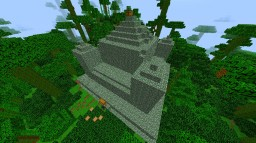 Dungeon Attack lvl 1: The Jungle Dungeon Minecraft Map & Project