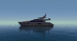 Majestic Yacht Minecraft