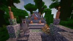 -= THE  JUNGLE  BOOK=- [1.9+] [2 Player Challenge Map] Minecraft Project