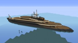 M.S. Ascension | Yacht Minecraft Project