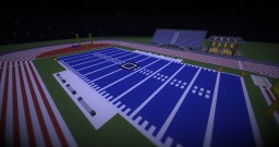 Olympus High School (Track and Field) Minecraft Map & Project