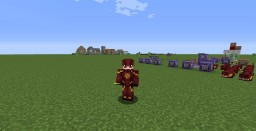 The Flash in Minecraft 1.9 Minecraft Map & Project