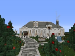 Mansion #1 Minecraft Map & Project