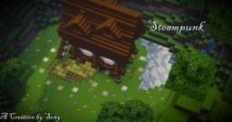 Steampunk [Schematic] Minecraft Map & Project