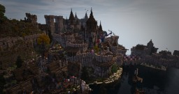 Medieval Castle #WeAreConquest Minecraft Map & Project