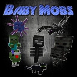 [1.8.9/1.8/1.7.10] Baby Mobs