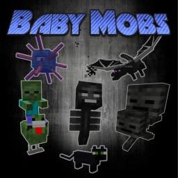 [1.12/1.11/1.10] Baby Mobs Minecraft Mod