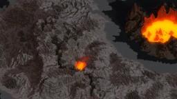 The Cold Cliffs of Calcratezz [2k Terrain] Minecraft