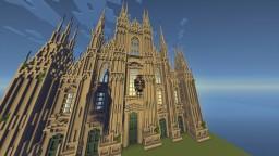 Duomo di Milano Minecraft Map & Project