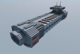 CRG 2 || Upgraded Cargo Spaceship Minecraft Map & Project