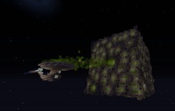 Star Trek - Borg Cube. Minecraft Map & Project