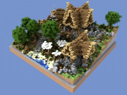 Farmland | Plot Build Minecraft Map & Project