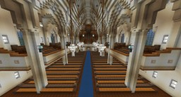 Gothic Church Minecraft Map & Project