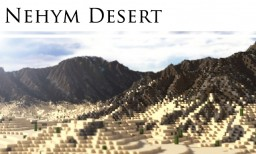 Nehym Desert - [Download] #WeAreConquest Minecraft Map & Project