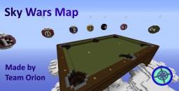 Skywars - Billiards Minecraft Map & Project
