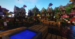 Fantasy Inspired Village :: @DanJGames Minecraft Map & Project