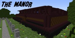 The Manor Minecraft Project