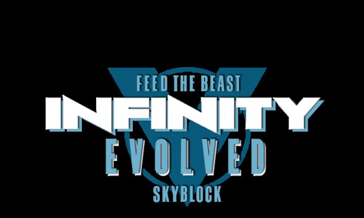 ftb infinity evolved список модов