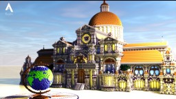 The Museum of Alderdale Minecraft Project