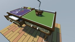 Modelers Table Minecraft Map & Project