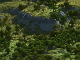 Fahari Highlands [1k x 1k Custom Terrain] Minecraft Project