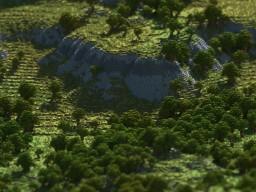 Fahari Highlands [1k x 1k Custom Terrain] Minecraft Map & Project