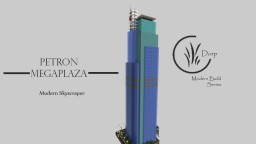 Petron Megaplaza Minecraft Map & Project