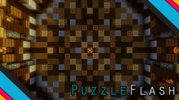 PuzzleFlash - Minecraft 1.9 Puzzle Map Minecraft Project