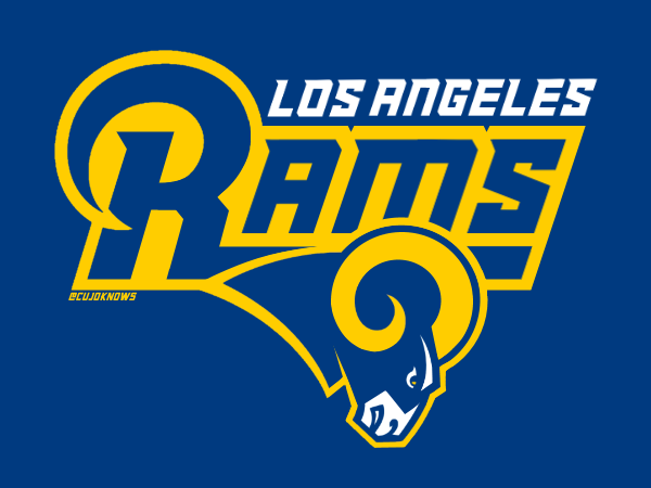 Los Angeles Rams Stadium Design Your Own Seats Version