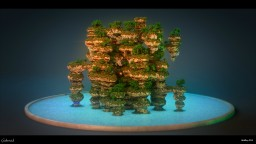 24 Hour Speed Voxel || Download Minecraft Map & Project