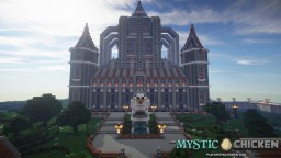 [1.12.1] The Mystic Chicken || Survival Anti-Grief McMMO JOBS Minecraft Server